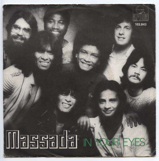 "MASSADA ""In your eyes"""