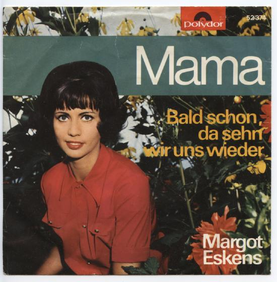"MARGOT ESKENS ""Mama"""