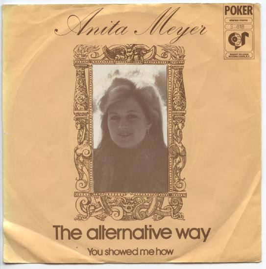 "ANITA MEYER ""The alternative way"""