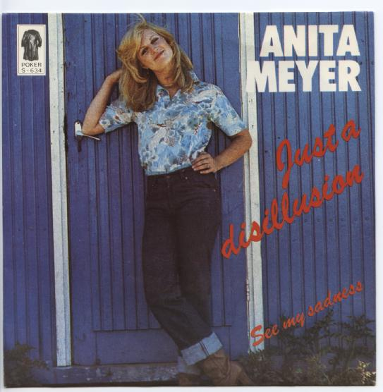 "ANITA MEYER ""Just a disillusion"""