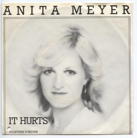 "ANITA MEYER ""It hurts"""