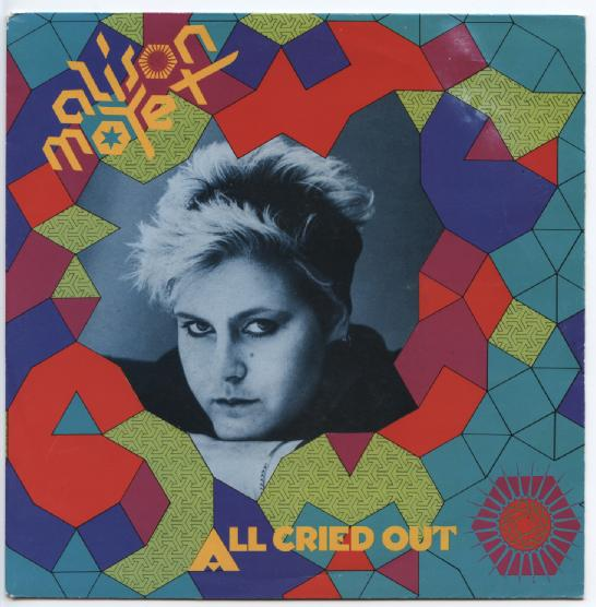 "ALISON MOYET ""All cried out"""