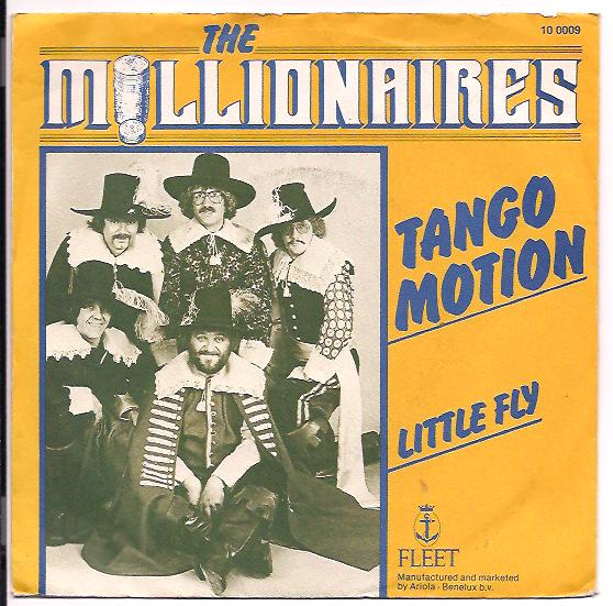 "THE MILLIONAIRES ""Tango Motion"""