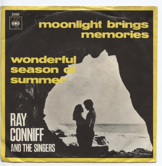 "RAY CONNIFF ""Moonlight brings memories"""