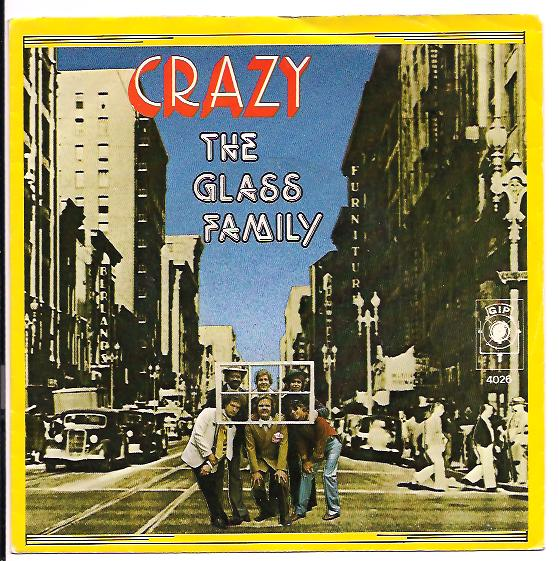 "GIP 4026 THE GLASS FAMILY ""Crazy"""