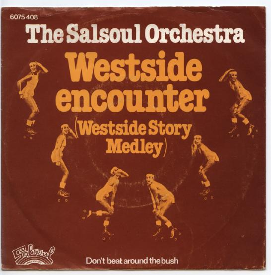 "SALSOUL ORCHESTRA ""Westside encouter"""