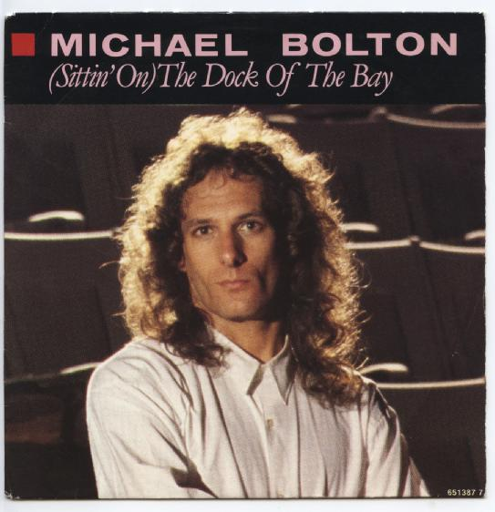 "MICHAEL BOLTON ""Sittin' on the dock of the bay"""