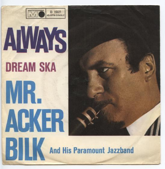 "MR.ACKER BILK ""Always"""