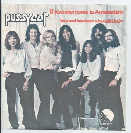 "PUSSYCAT ""If you ever come to Amsterdam"""