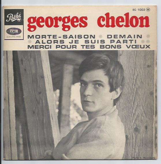 "GEORGES CHELON ""Morte saison"" EP"