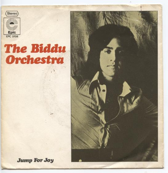 "BIDDU ORCHESTRA ""I could have danced all night"""