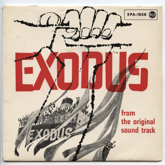 "EXODUS ""Theme of Exodus"" EP"