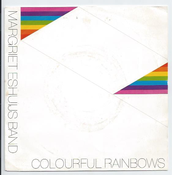 "MARGRIET ESHUIJS BAND ""Colourful rainbows"""