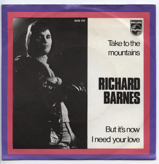"RICHARD BARNES ""Take to the mountains"""