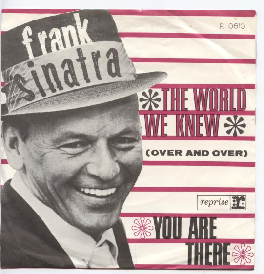 "FRANK SINATRA ""The world we knew"""
