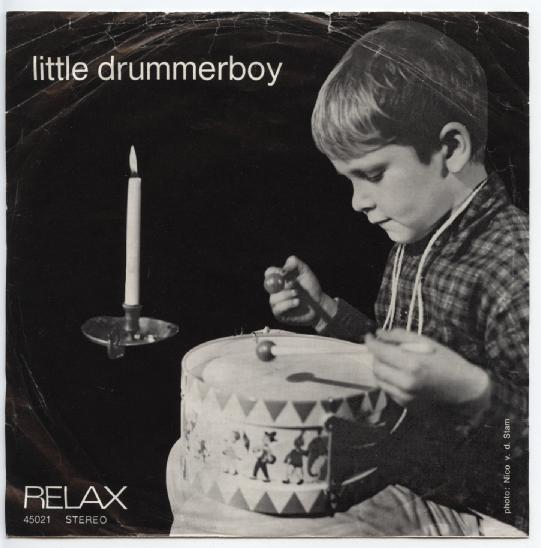 "HARRY SEVENSTERN ""The little drummerboy"""