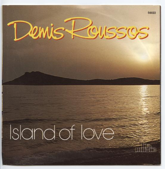 "DEMIS ROUSSOS ""Island of love"""