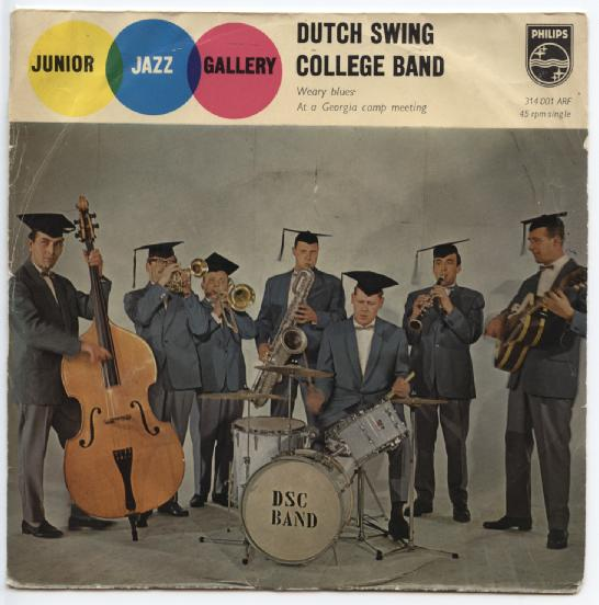 "DUTCH SWING COLLEGE BAND ""Junior Jazz Gallery 1"""