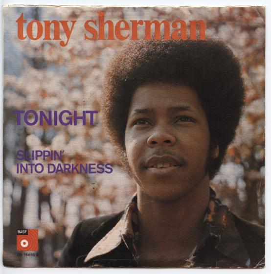 "TONY SHERMAN ""Tonight"""