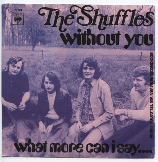 "HUFFLES ""Without you"""
