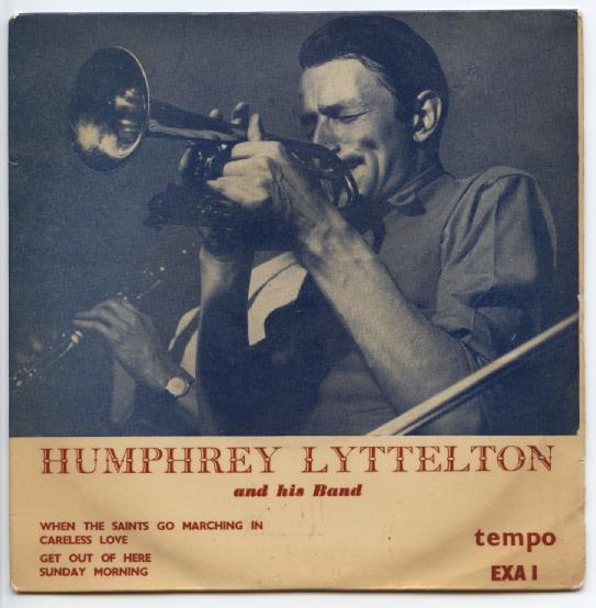 "HUMPHREY LYTTELTON ""When the Saints go marching in"" EP"