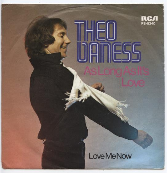 "THEO VANESS ""As long as it's love"""
