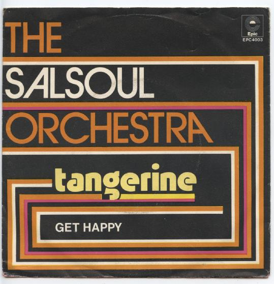 "SALSOUL ORCHESTRA ""Tangerine"""