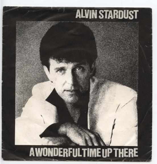 "ALVIN STARDUST ""A wonderful time up there"""