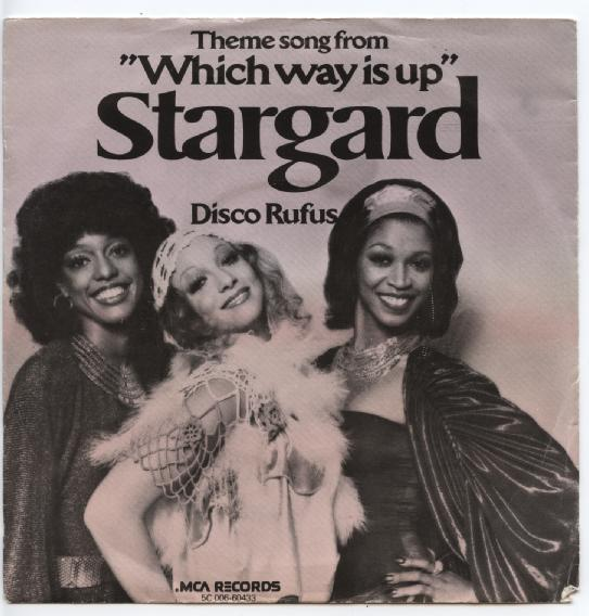 "STARGARD ""Theme song from Which way is up"""