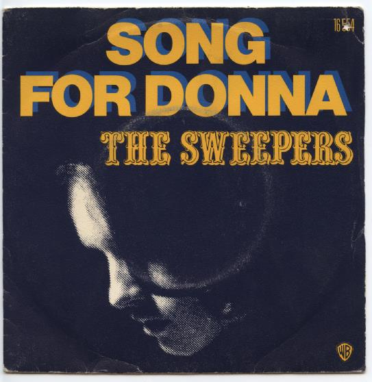 "THE SWEEPERS ""Song for Donna"""