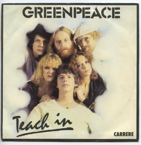 "TEACH IN ""Greenpeace"" (fr)"