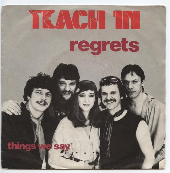 "TEACH IN ""Regrets"""