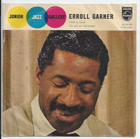 "ERROLL GARNER ""Cheek to Cheek"""