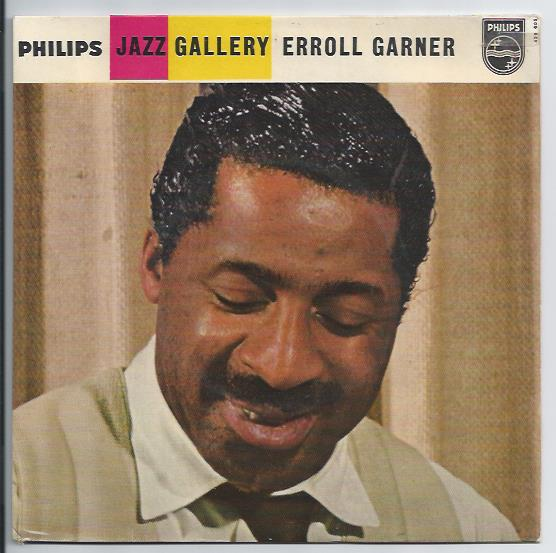 "ERROLL GARNER ""Jazz Gallery"" EP"