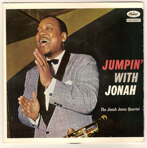 "JONAH JONES QUARTET ""Jumpin' with Jonah"" EP"