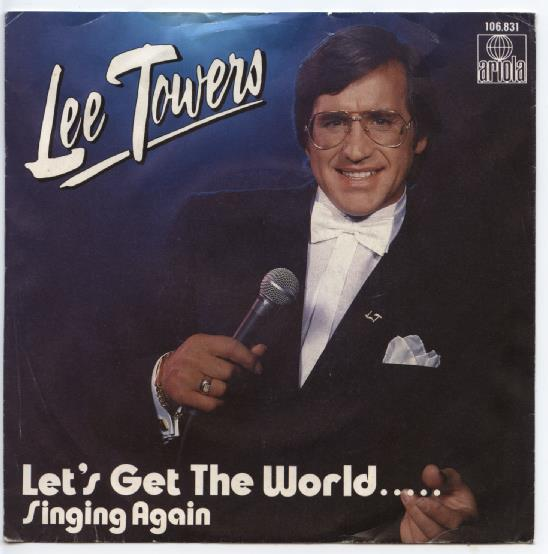 "LEE TOWERS ""Let's get the world singing again"""