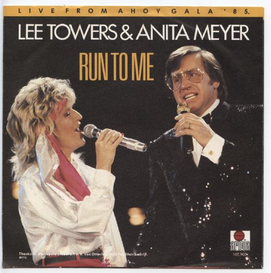 "LEE TOWERS & ANITA MEYER ""Run to me"""
