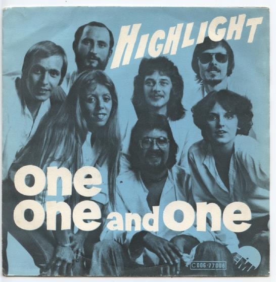 "HIGHLIGHT ""One one and one"" (b)"