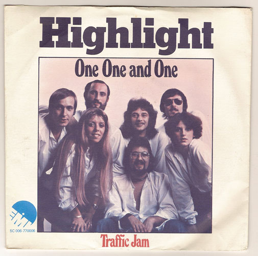 "HIGHLIGHT ""One one and one"""