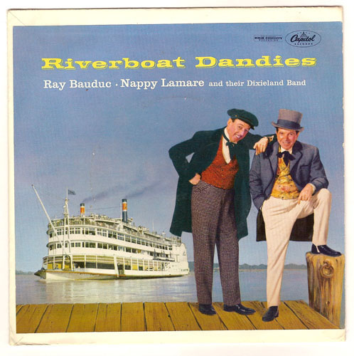"RAY BAUDUC & NAPPY LAMARE ""Riverboat Dandies"" EP"
