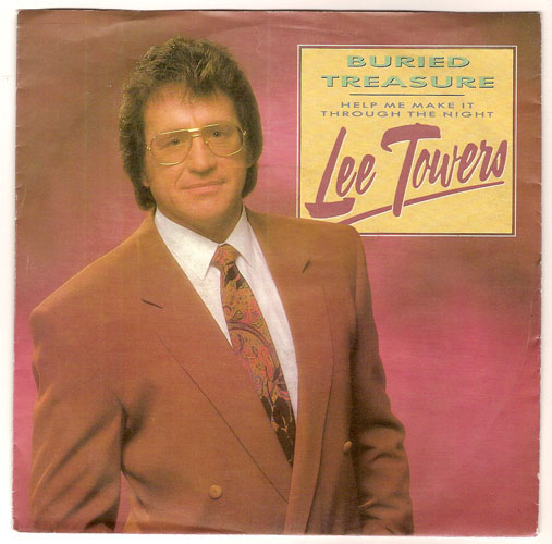 "LEE TOWERS ""Buried treasure"""
