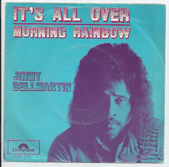 "JIMMY BELLMARTIN ""It's all over"""