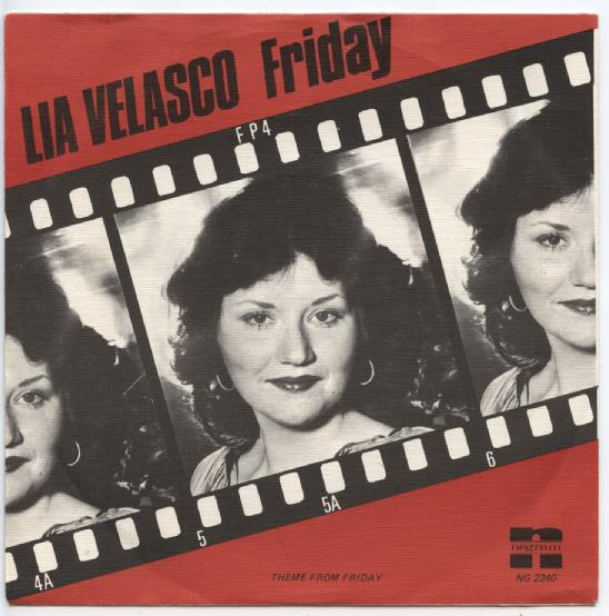 "LIA VELASCO ""Friday"""
