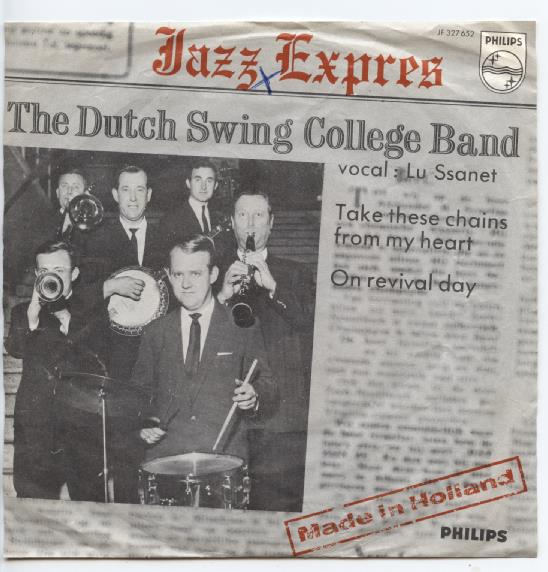 "DUTCH SWING COLLEGE BAND ""Take these chains from my heart"" (A)"