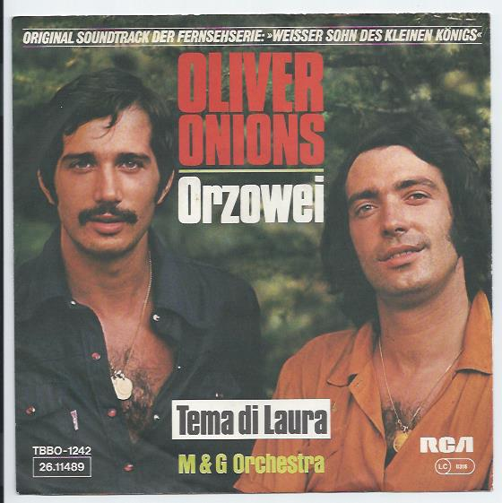 "OLIVER ONIONS ""Orzowei"""