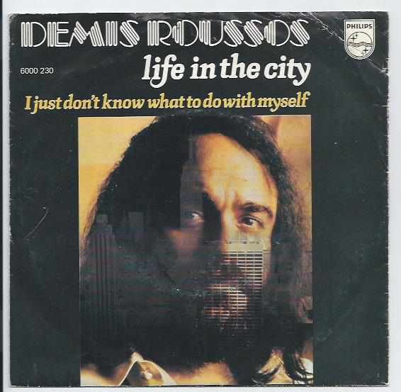 "DEMIS ROUSSOS ""Life in the City"""