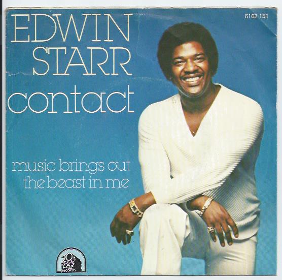 "EDWIN STARR ""Contact"""