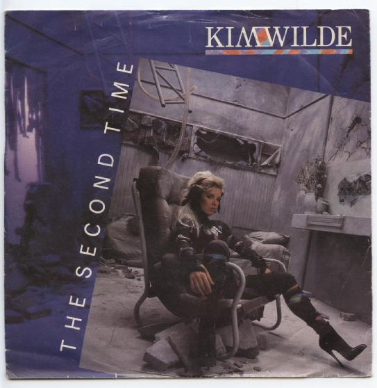 "KIM WILDE ""The second time"""