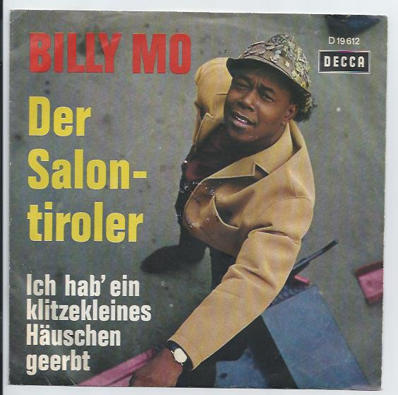 "BILLY MO ""Der Salontiroler"""