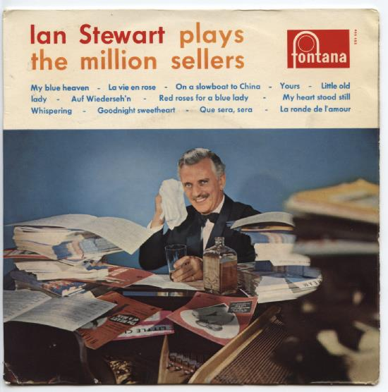 "IAN STEWART ""Ian Stewart plays the million sellers"""